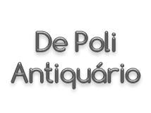 DE POLI ANTIQUÁRIO
